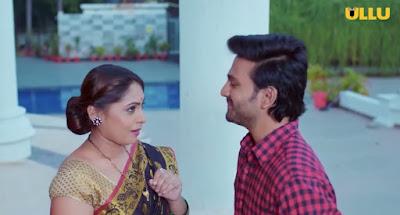 Dunali Web Series actress nehal valodia