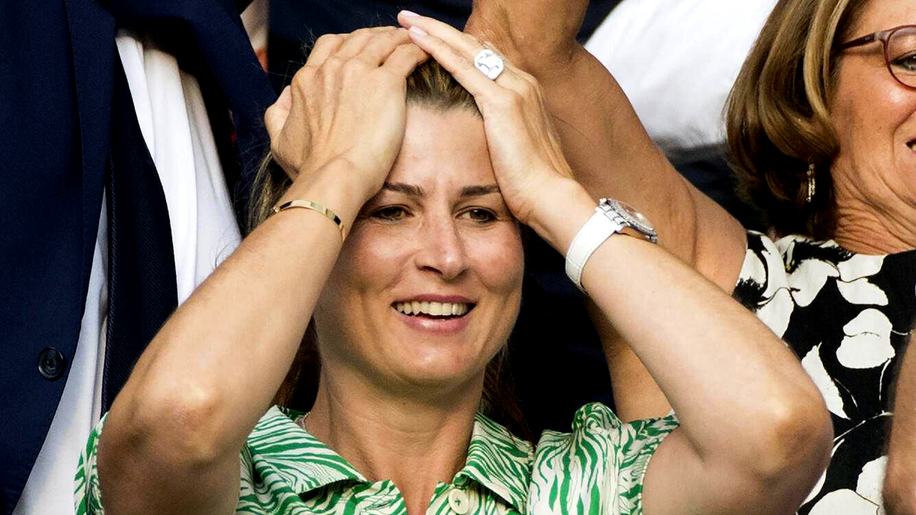 Welcome to RolexMagazine.com...Home of Jake's Rolex World  Magazine..Optimized for iPad and iPhone: Mirka Federer: The Rolex  Ambassador's Wife