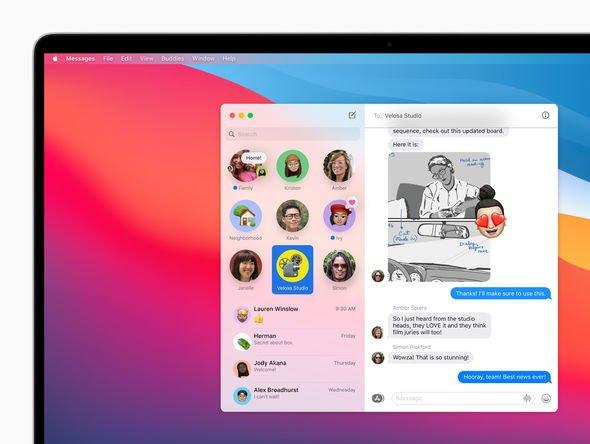 macOS 11 Big Sur Release