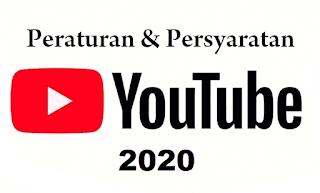 persyaratan youtube