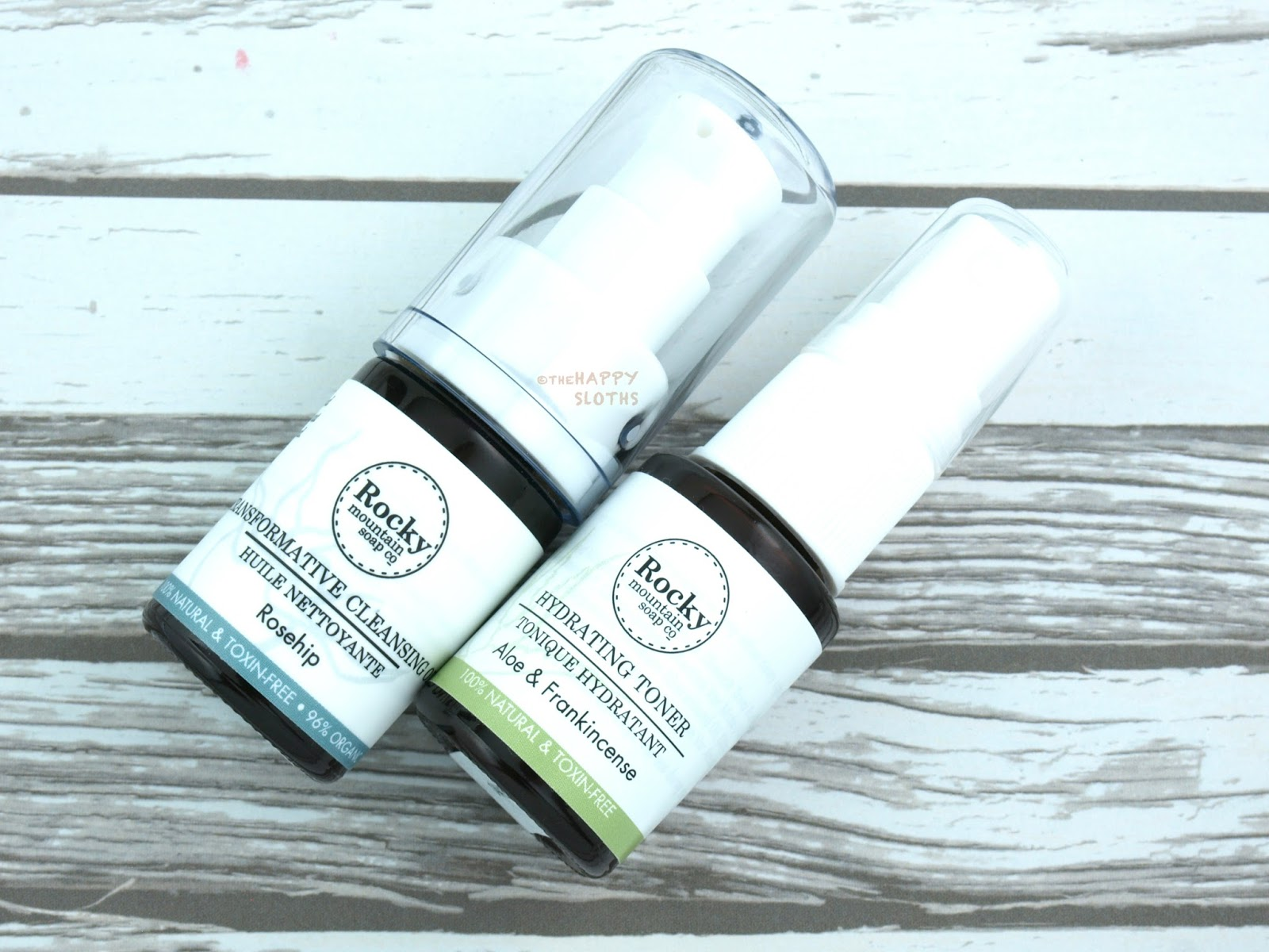 Rocky Mountain Soap Co Skincare Range: Review | The Happy