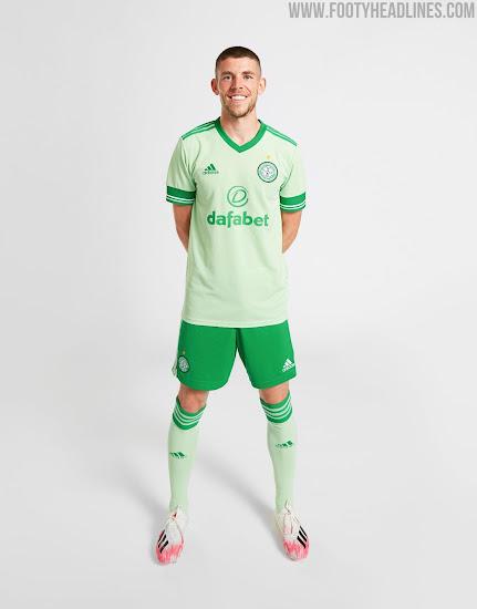 Adidas Celtic 20-21 Away Kit Released - Footy Headlines