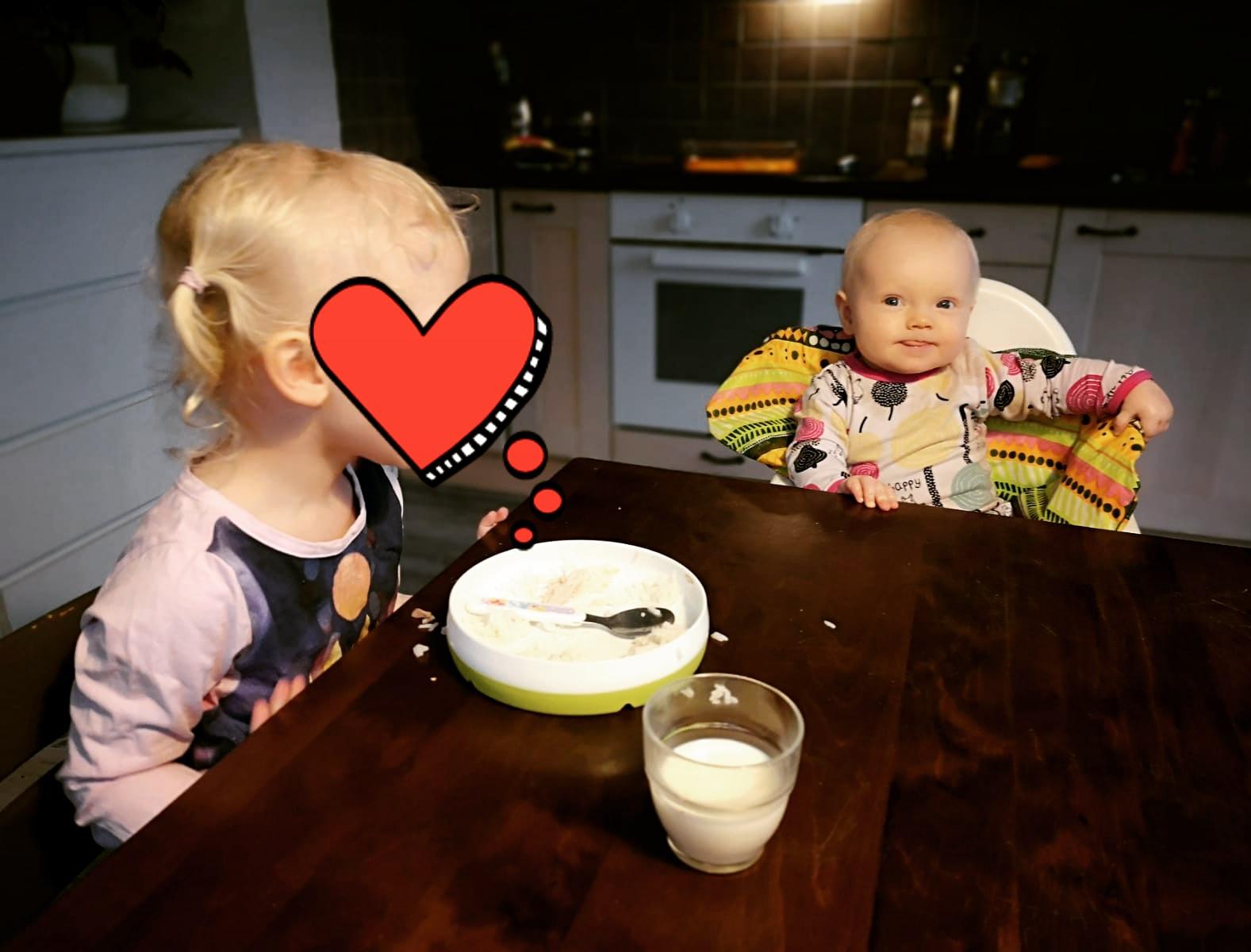 Kuinka Paljon Vauva Syö