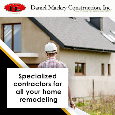 Professional Home Remodeling Contractor