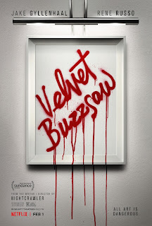 Review Velvet Buzzsaw