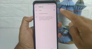 Tips membuka paksa aplikasi whatsapp terkunci fingerprint