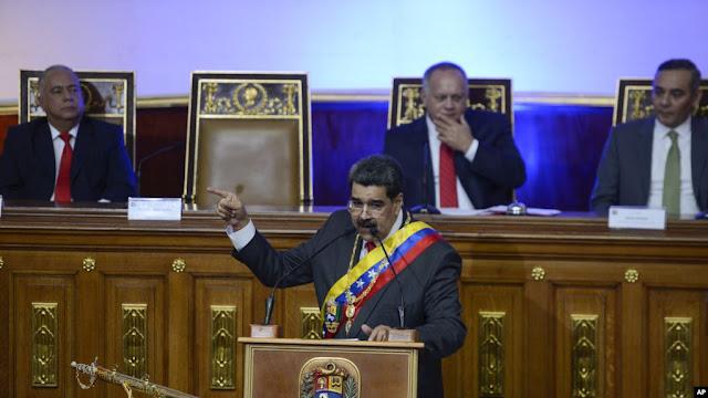 MUNDO: EE.UU. ha sancionado a 52 personas y 76 empresas relacionadas con Maduro en último año.