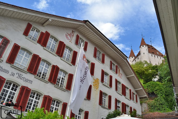 Thun - krótki wypad z Berna
