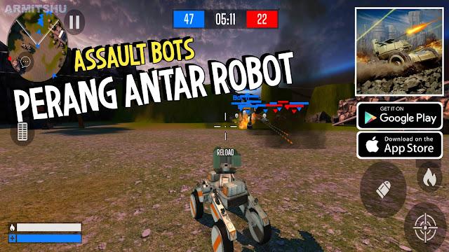 Assault bots