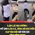 Hai nữ sinh Quảng Trị đánh nhau như Ngóe