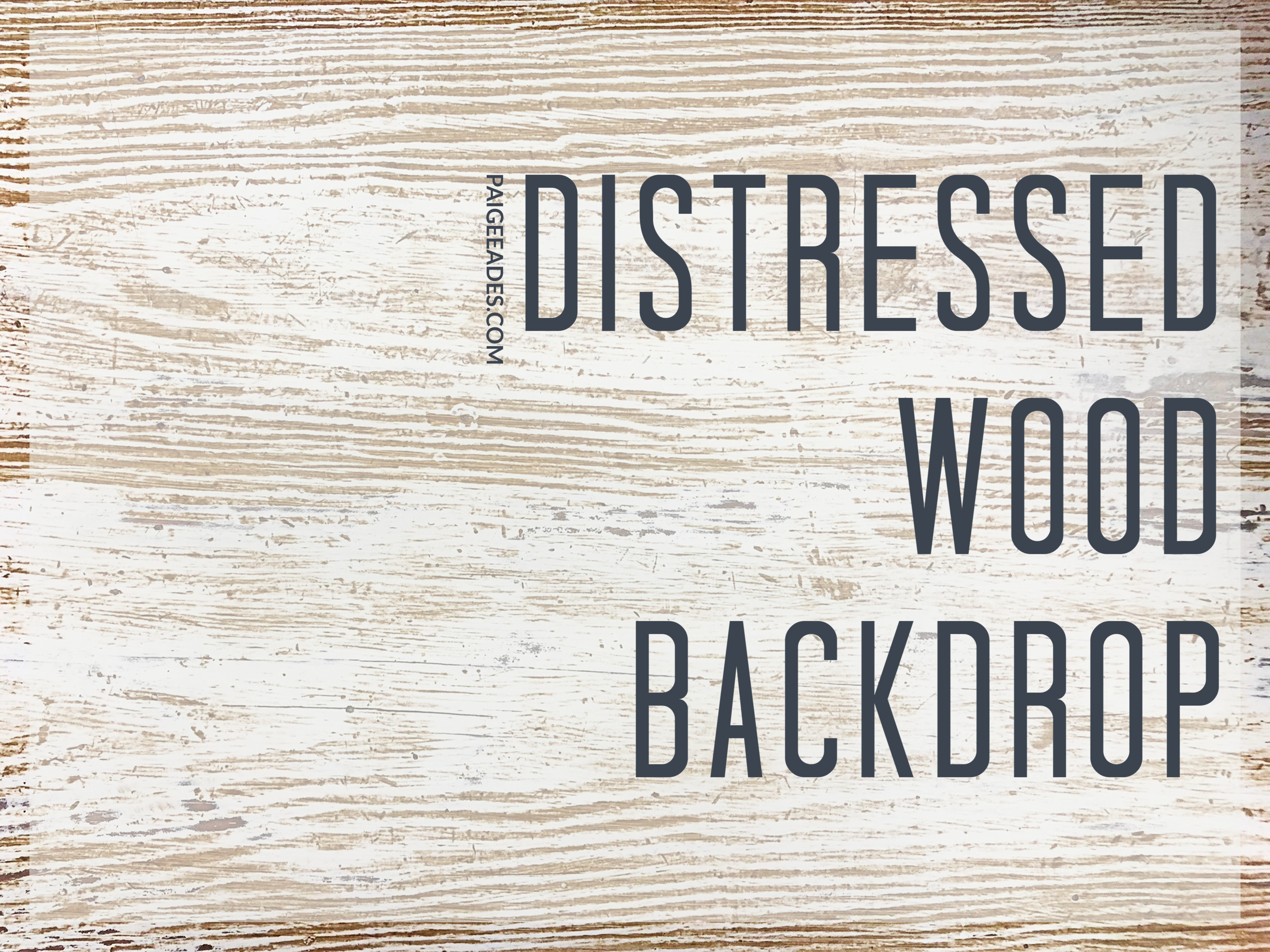 distressed wood backdrop
