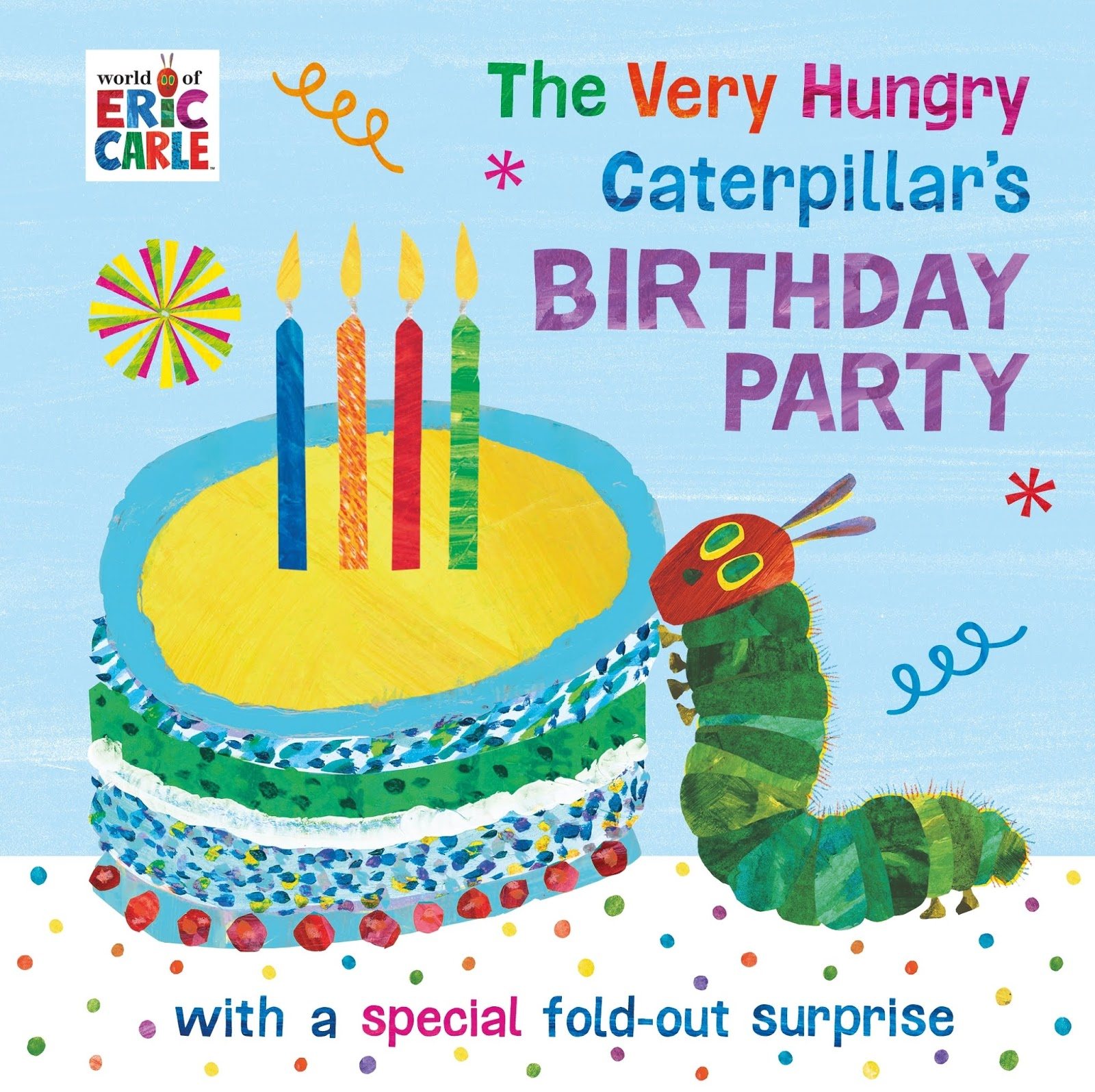 Kids' Book Review: Review: The Very Hungry Caterpillar's