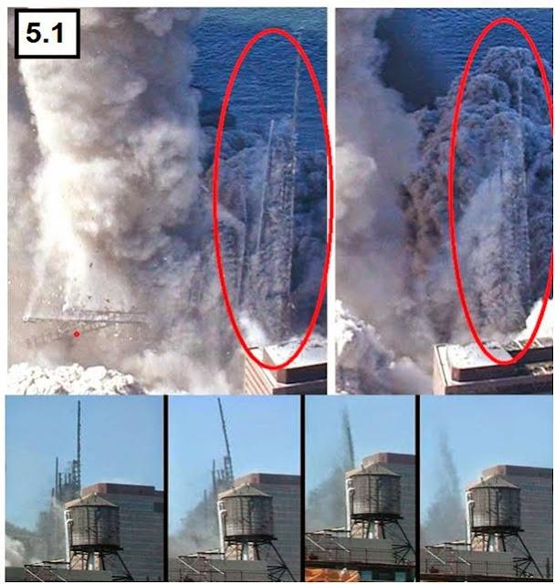 Výsledok vyhľadávania obrázkov pre dopyt ground zero roztavená oceľ