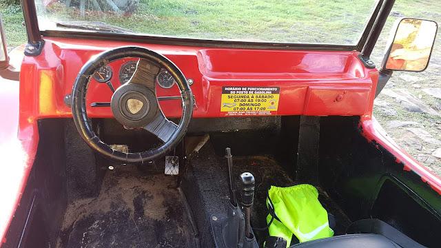 Buggy Fiber 2000 1.6 refrigerdo a ar