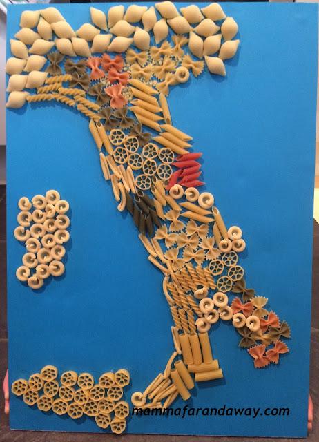 raccontare l'Italia ai bambini inglesi