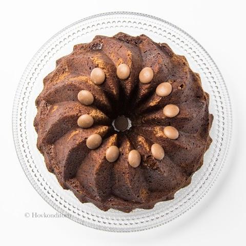 Baileys & Chocolate Bundt Cake