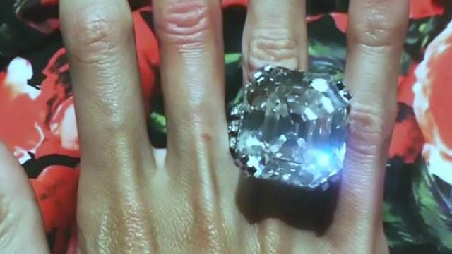 Berlian 70 karat