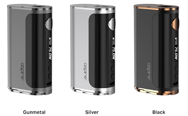 What Can We Expect From Aspire Glint Box Mod?