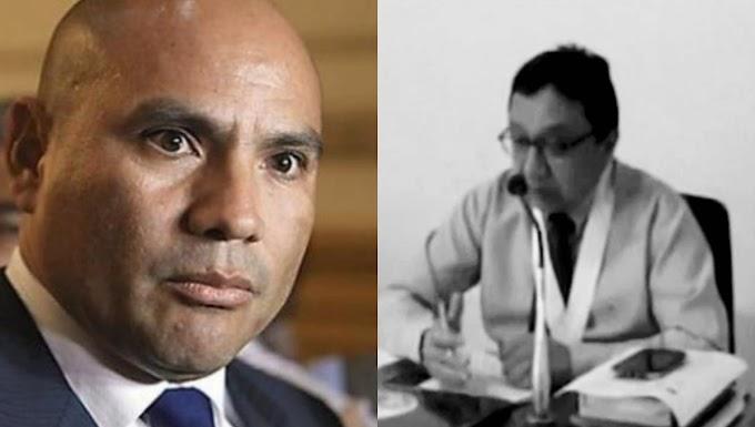 Fuerza Popular: Hallan muerto a juez que veía el caso de Joaquín Ramírez [FOTO]
