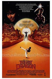 El Ultimo Dragon (1985) [Latino-Ingles] [Hazroah]