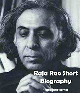 Raja Rao wiki, biography,kanthapura summary,famous novel,  early life, education, childhood, family, wife ,awards, achievement,Facts.