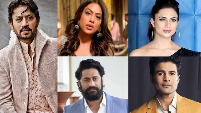 Sad News : Divyanka Tripathi, Surbhi Jyoti, Nia Sharma, Ashi Singh, Pearl V Puri, Rajeev Khandelwal, Mohit Raina mourn Irrfan Khan's death