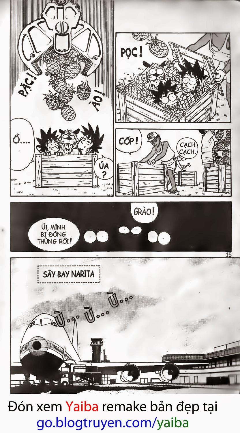 Yaiba chap 1 trang 11