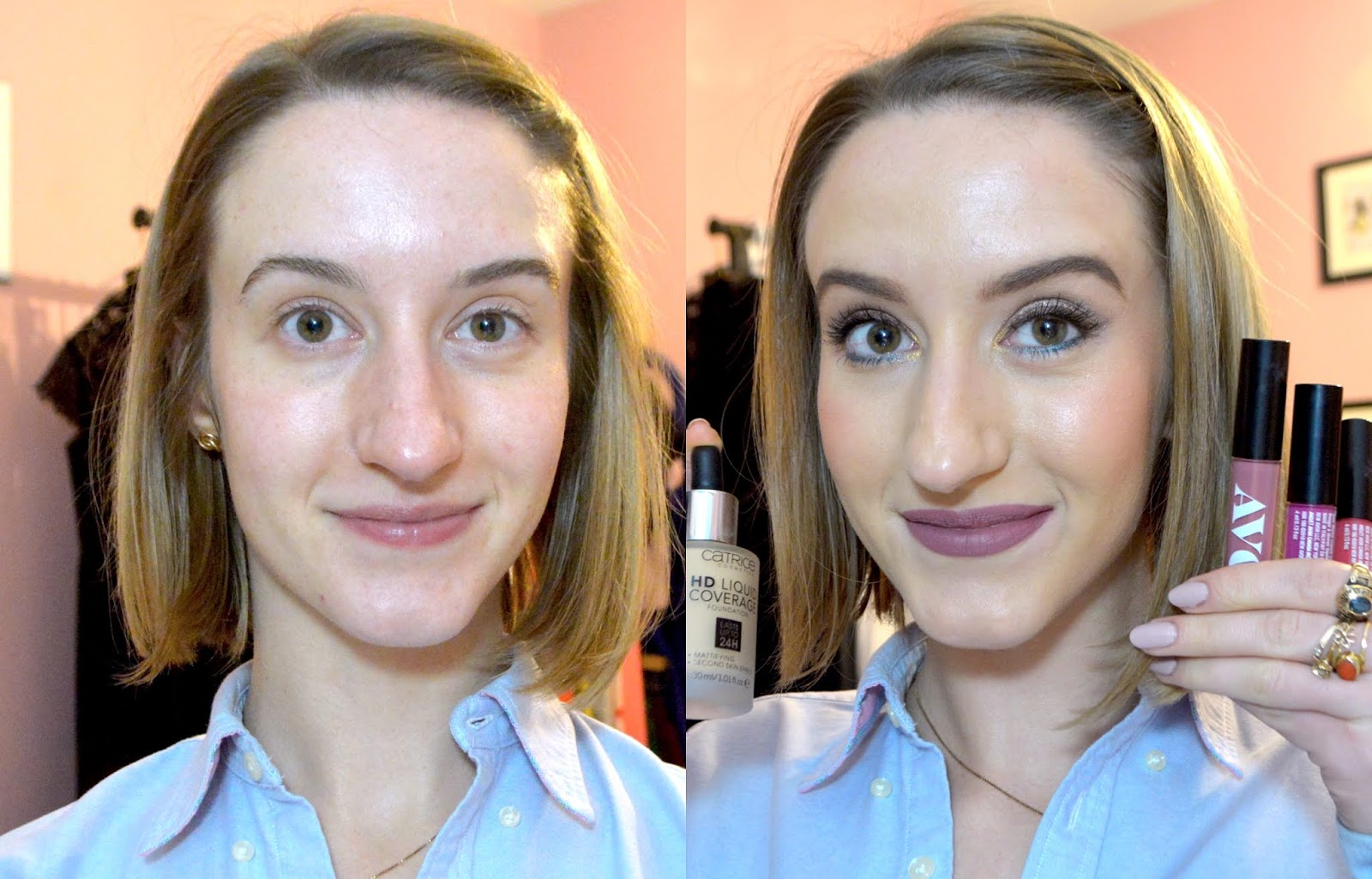 Before and After Full Face