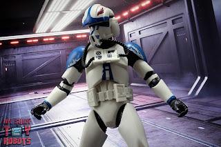 Star Wars Black Series Clone Pilot Hawk 11