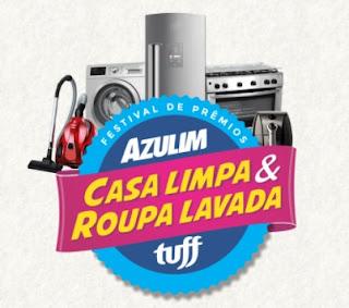 Cadastrar Promoção Festival de Prêmios Azulim e Tuff 2020 - Produtos Start Quimica