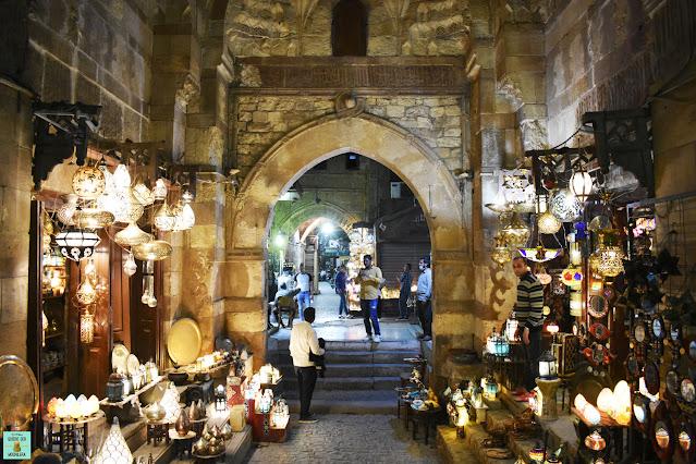 Khan el Khalili, El Cairo