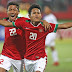 Bagus Kahfi Mencetak Gol Di Gawang Malaysia, Timnas Indonesia U-16 Lolos Ke Final Piala AFF U-16 2018