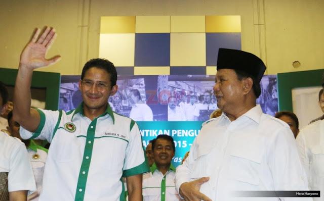 Omongan Prabowo soal Fisikawan Dipelintir, Berikut Klarifikasi Tim Prabowo-Sandi