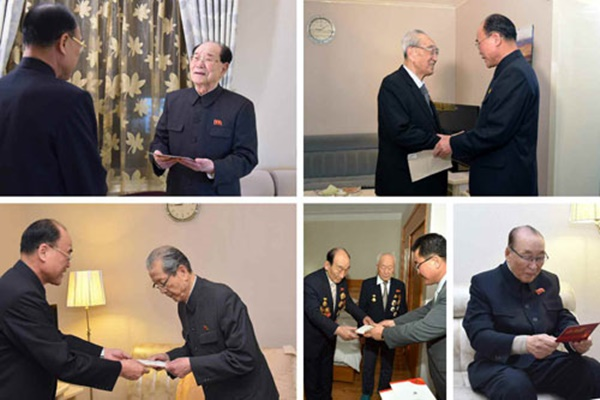 Special guests to WPK 8th Congress celebrations