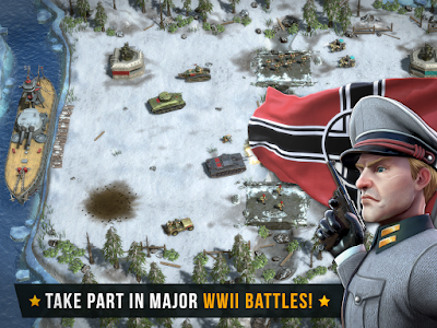 Download Battle Islands Commanders Mod Apk Unlimited Gold Money 1.4 Terbaru