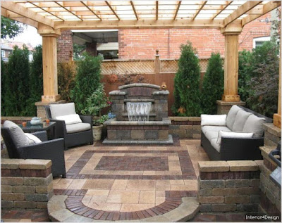 Great Patio Design Ideas Side and Backyard Decorating Ideas 16