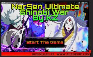 Narsen Ultimate Shinobi War