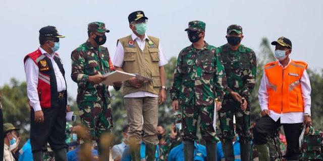 Gubernur Aceh : Sosialisasi Kesadaran Masyarakat Cegah Karhutla