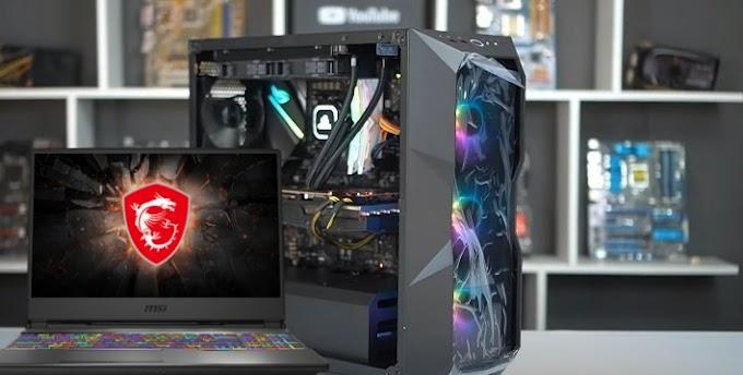 Sorteio de um PC Gamer ou Notebook Gamer