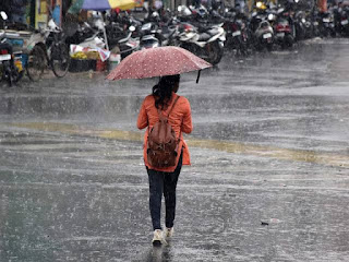 Heavy rains in few hours in these 11 districts of UP, IMD issued alert