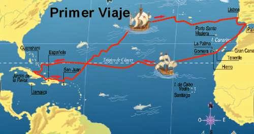 Mangocho grandes viajes de grandes navegantes y exploradores for Cuarto viaje de cristobal colon