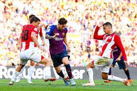 مشاهدة مباراة برشلونة واتليتك بلباو