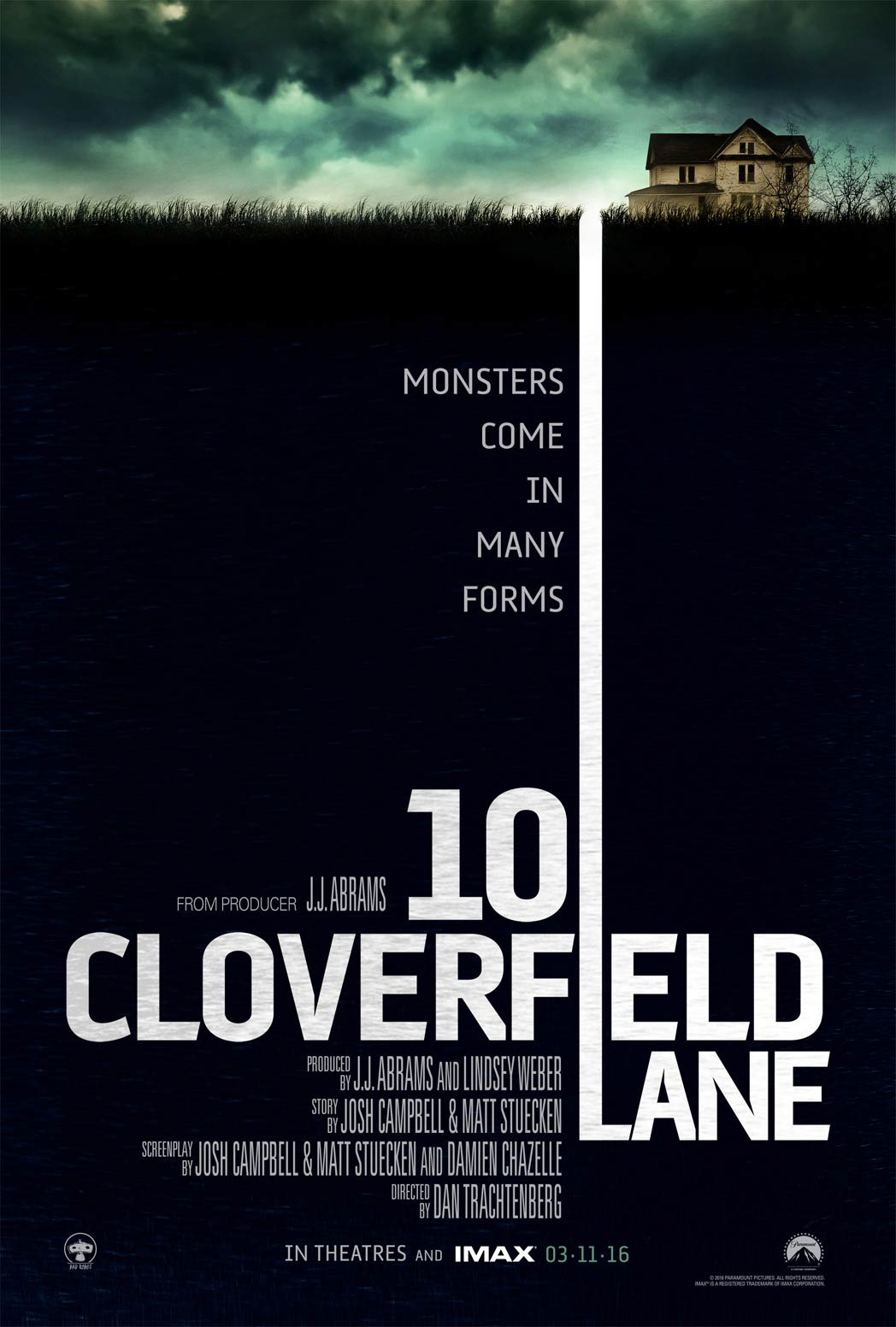cloverfield lane 10 film recenzja j. j. abrams mary elizabeth winstead