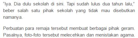 Masih Ingat 5 Pemuda Asal Lampung Yang Hina Islam Dalam Mesjid ? Kini Mereka Sedang Di Buru Pihak Kepolisian - Commando