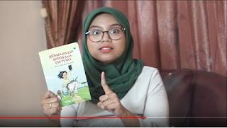Pertama Kali Tau Booktubers ( Para Youtuber Pe-review Buku) - Sophia Mega