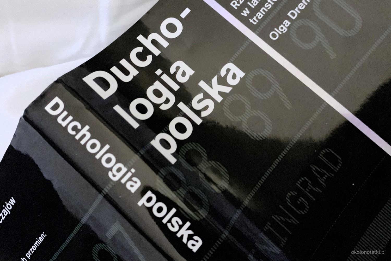 Olga Drenda, Duchologia polska, opinie