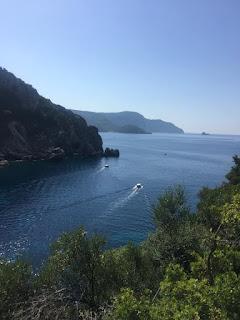 Зеленый остров Корфу