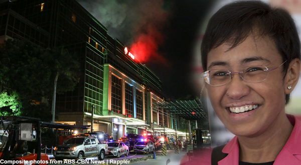 Rappler's Maria Ressa in hot seat on spreading malicious report on Resorts World Manila attack