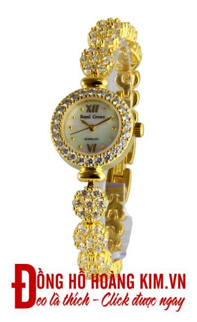bán đồng hồ nữ đính đá