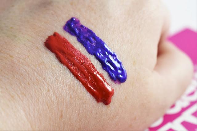 Models Own Lip Gunk Swatch